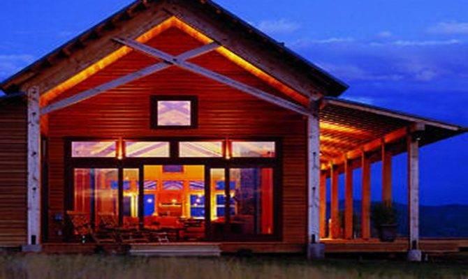 Tips Decorating Interior Barn Style Home Design