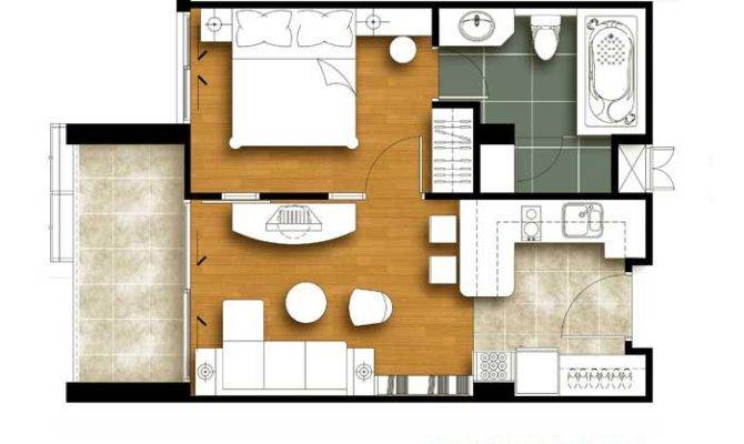 Tira Tiraa Bedroom Floor Plan