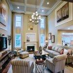 Toll Brothers Duke Story Room Decorating
