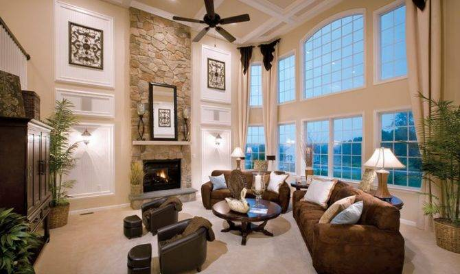 Toll Brothers Story Room Pinterest