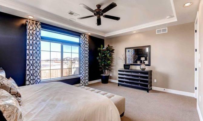 Tollgate Crossing Ranch House Pinehurst Master Bedroom
