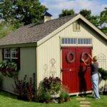 Tool Shed Plans Construct Your Own Workshop Worahu