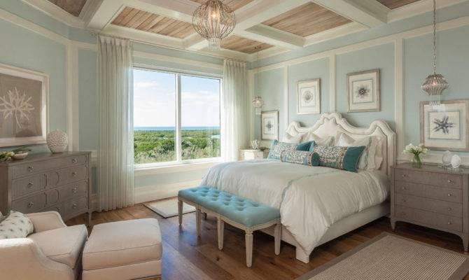Top Beach Style Bedroom Design Ideas
