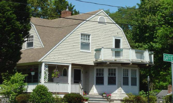 Top Cape Cod House Back Homeless Hermit Crab Front