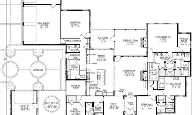Top Home Plans Square Feet Homeplansme