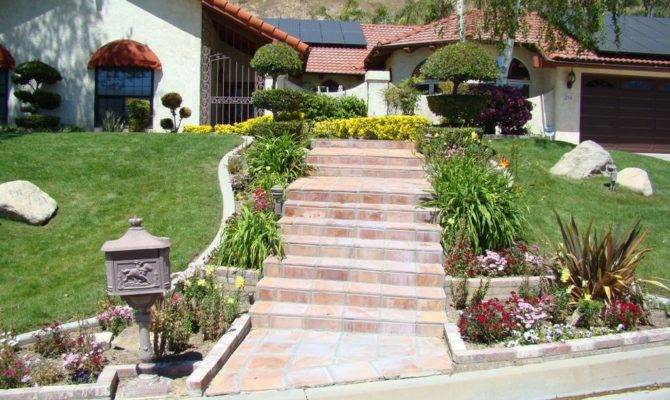 Top Landscape Designs Improve Curb Appeal