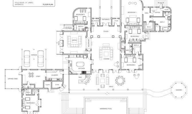 Top Luxury Mansion Floor Plans Design