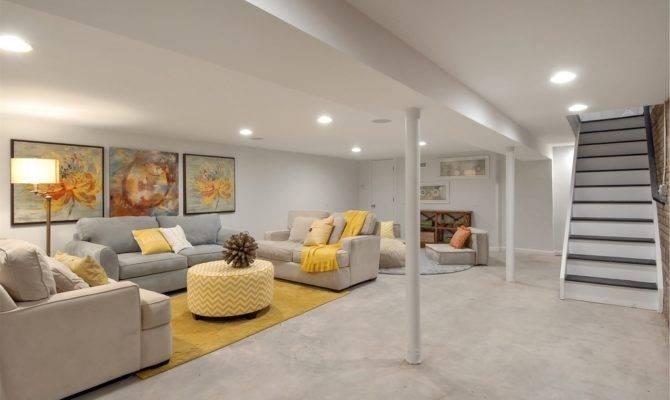 Top Modern Basement Design Ideas