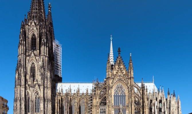 Top Most Beautiful Cathedrals Europe