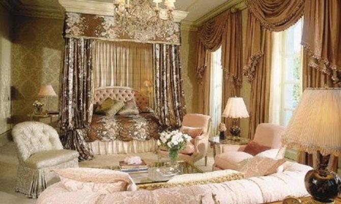 Top Most Elegant Beds Bedrooms World Old Rose