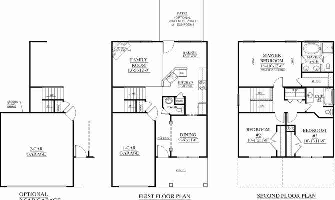Top Result Modern American Foursquare House Plans