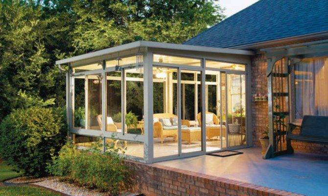 Top Sunroom Design Ideas Diy Cozy Sunrooms Plus