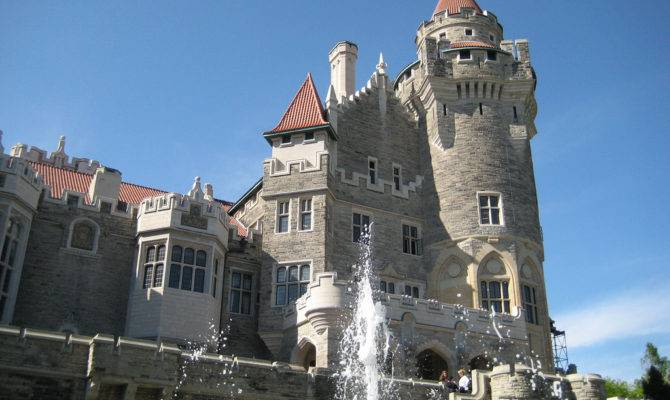 Toronto Casa Loma World Travel