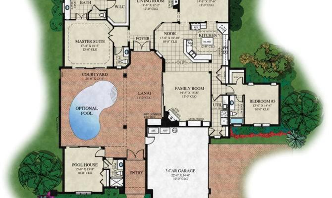 Toscana Floor Plans Palm Coast Florida