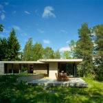 Total Super Modern Glass Cottage Designs Great Style