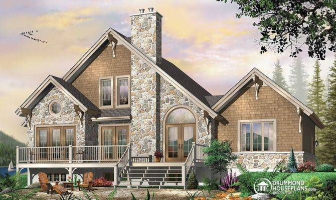 Touchstone House Plan Affordable Modern