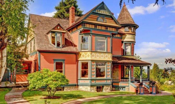 Tour Queen Anne Victorian Seattle Hgtv