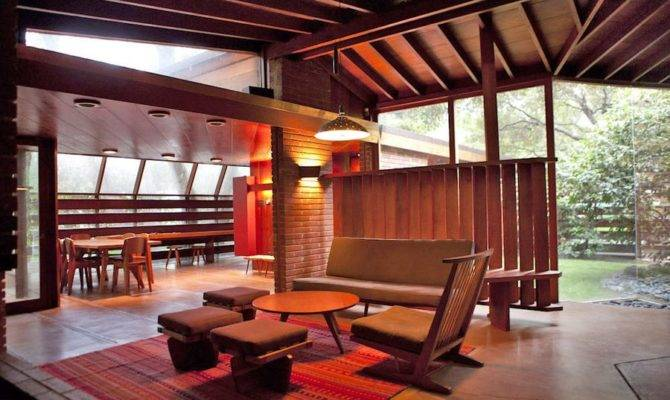 Touring John Lautner Incredible Schaffer House