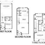 Townhouse Floor Plans Designs Homes