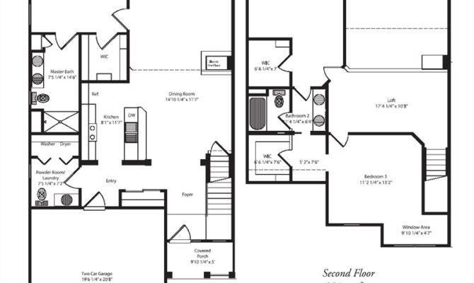 Townhouse Floor Plans Philippines