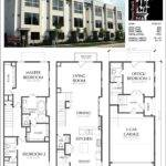 Townhouse Plan Apartments Pinterest Planos
