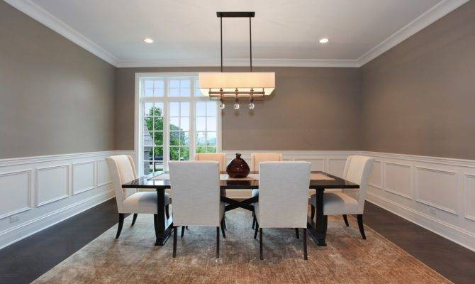 Traditional Dining Room Pendant Light Perry
