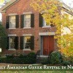 Traditional Early American Home Upstate New York