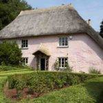 Traditional English Cottages Thatched Roofs Rudecolor