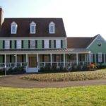 Traditional Exterior House Colors Paint