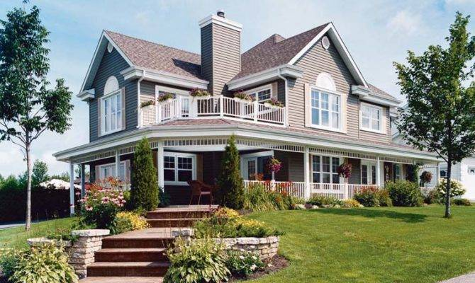 Traditional Farmhouse Plan Home Plans Blog