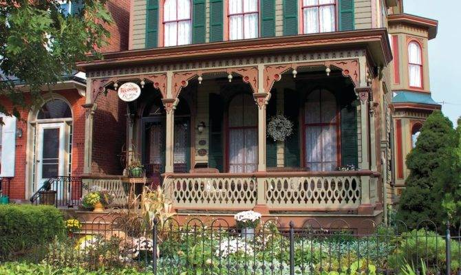 Traditional Folk Victorian House Colors Style Design