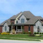 Traditional Home Designs Stone Brick Homes Ideas