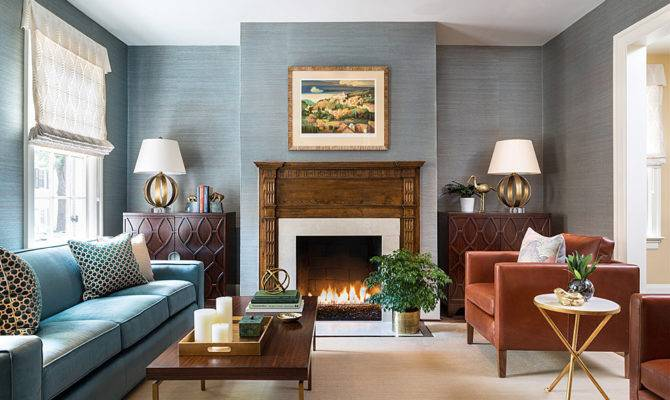 Traditional Home Interior Design House