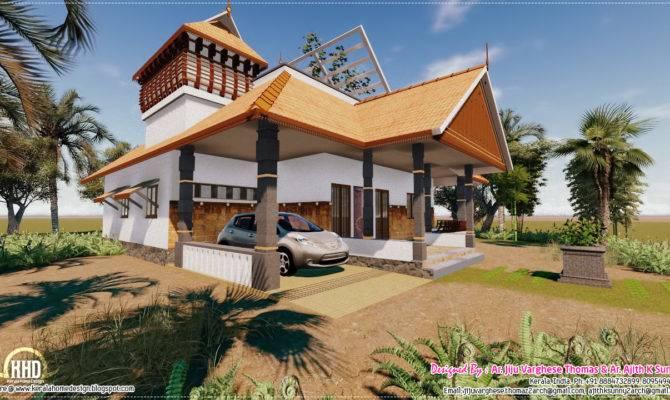 Traditional Home Kerala