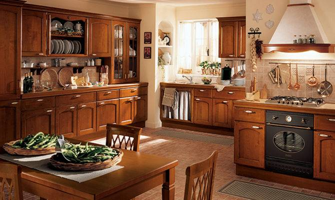 Traditional Home Kitchens Decobizz