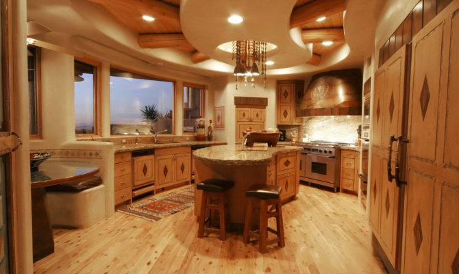 Traditional Home Kitchens Interior Design Ideas Style Homes Rooms