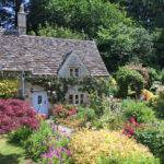 Traditional Homes Cottage Garden Plants Susan Rushton
