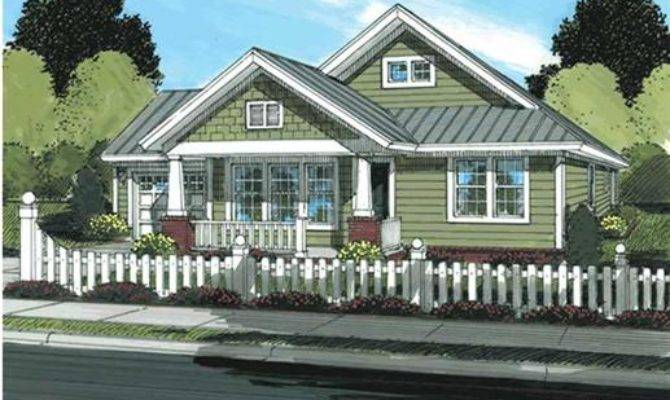 Traditional House America Style Plan Both Warm