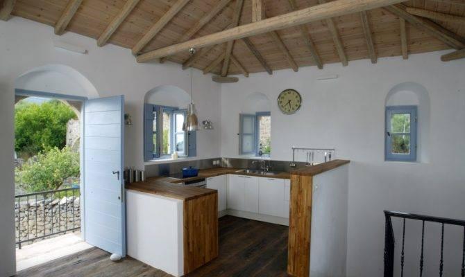 Traditional House Mani Greece Aiolou Architects