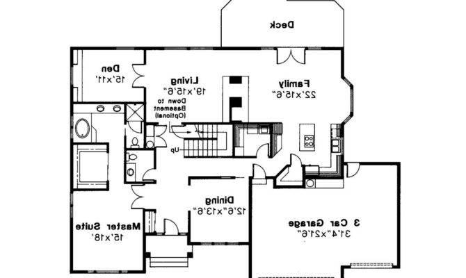 Traditional House Plans Berkley Associated Designs