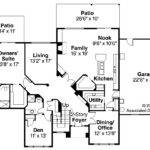 Traditional House Plans Bloomsburg Associated Designs