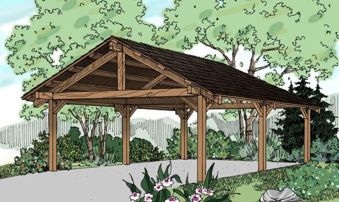 Traditional House Plans Carport Associated Designs