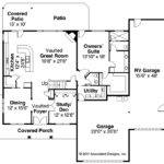 Traditional House Plans Claredon Associated Designs