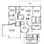 Traditional House Plans Clarkston Associated Designs