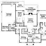Traditional House Plans Fairbanks Associated Designs