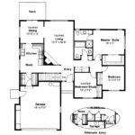 Traditional House Plans Ventura Associated Designs