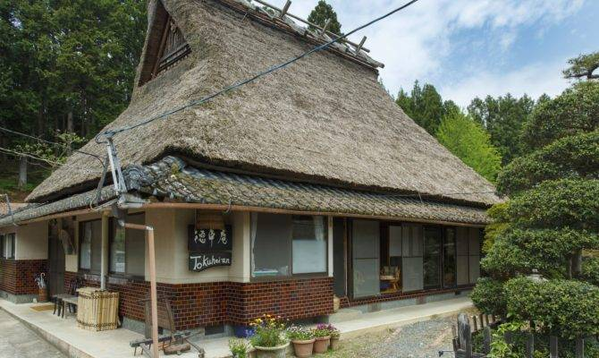 Traditional Japanese Homes Your Japan Holiday