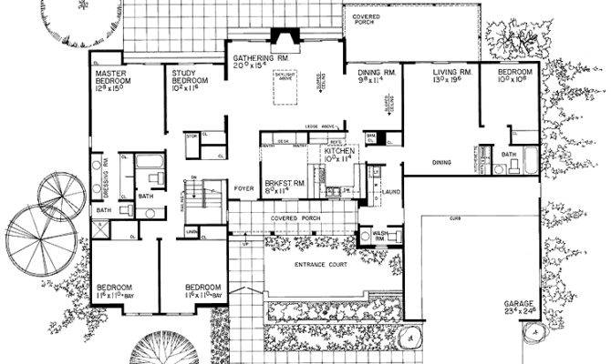 Traditional One Story Home Hmaffdw Country House Plan
