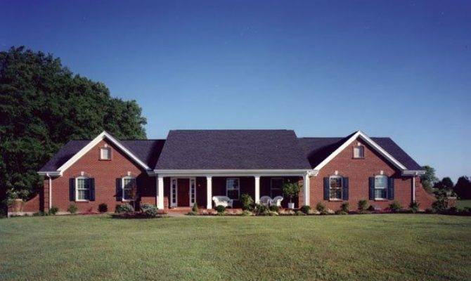 Traditional Ranch Style House Plans Lovely