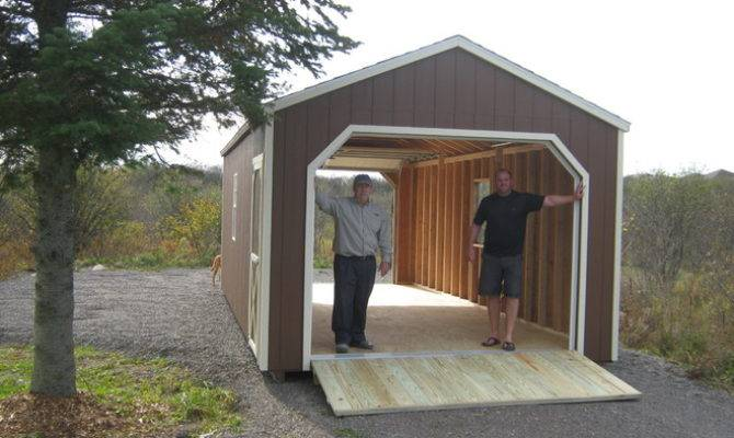 Traditional Sheds North Country
